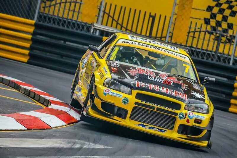 Macau Grand Prix 2017 >> 2017 Macau Gp 77 Lubricants